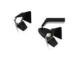 CLS • Volets rotatifs noirs pour gamme SAPPHIRE-eclairage-archi--museo-