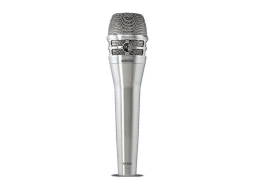 SHURE • Micro voix KSM8N Dualdyne cardioïde nickel