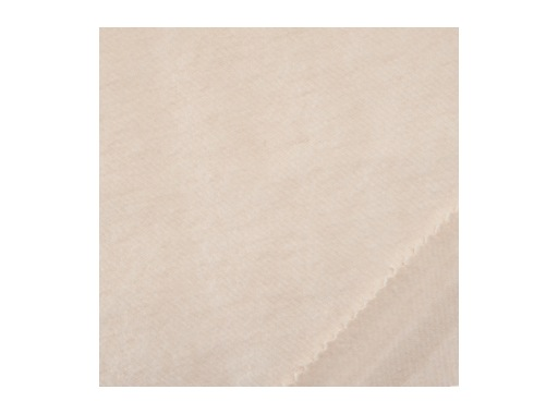 MOLLETON KOIOS • Ecru - Sergé brisé lourd - 160 cm 500 g/m2 M1 - AC