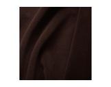 VELOURS ERATO • Marron - Trévira CS M1 -145 cm 380 g/m2 - AC-textile
