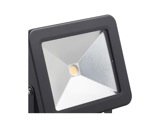 Projecteur noir Flood Light Led 30W blanc chaud IP65 2100lm-eclairage-archi--museo-