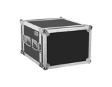 "Flight case • Tradition 19""- 6U capot avant /arriere, profondeur 520mm-flight-cases"