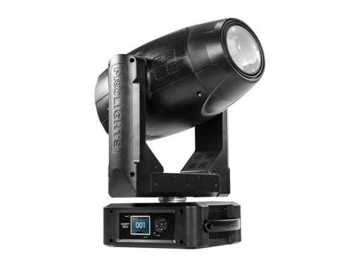 PROLIGHTS • Lyre asservie Spot LUMA700 source LED 270 W