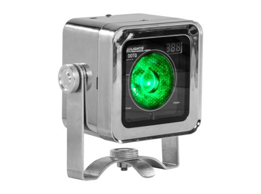 Pack de 6 projecteurs LED DOTQMR + valise + télécom + accessoires • PROLIGHTS