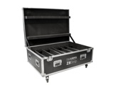 PROLIGHTS • Flightcase pour 6 barres LED sur batterie Z8STRIP-eclairage-spectacle