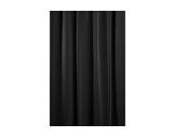 RID • LARGEUR 8,40M/HAUTEUR 8,90M/AMPLEUR 0%-VELOURS NOIR 550G/M2-textile