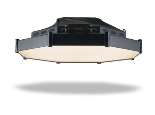 CHROMA-Q • Projecteur SPACE FORCE LEDs blanc variable 333 W avec DMX HF