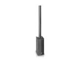 LDS • Système Sono Compact amplifié en Colonne avec console 3 canaux intégré-audio