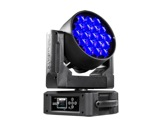 Lyre Wash LED asservie DIAMOND19CC PROLIGHTS Full RGBW 19 x 15 W zoom 6-66°-eclairage-spectacle