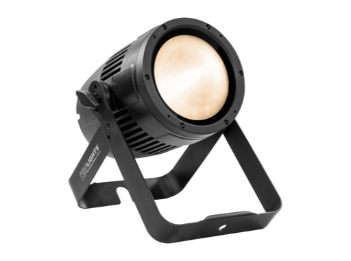 PROLIGHTS • PAR LED STUDIOCOBPLUSTW Full blanc variable 3000-6000 K IP65