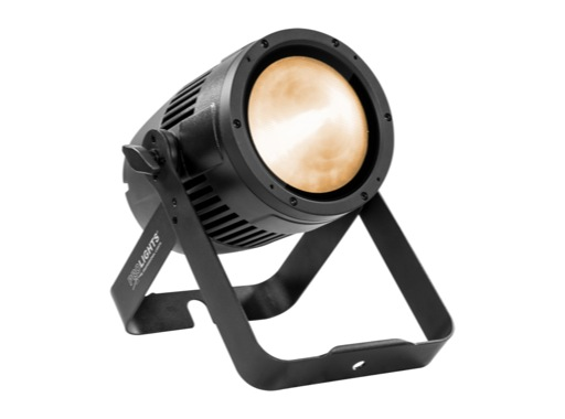 PAR LED IP65 STUDIOCOBPLUSTU Blanc chaud 3000 K • PROLIGHTS