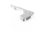 ESL • Embout gauche de nez de marche pour LED690-accessoires-de-profiles-led-strip