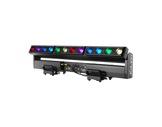 Barre asservie à LEDs KATANA DTS 12 x 20 W Full RGBW Zoom 3,5-30°-lyres-automatiques