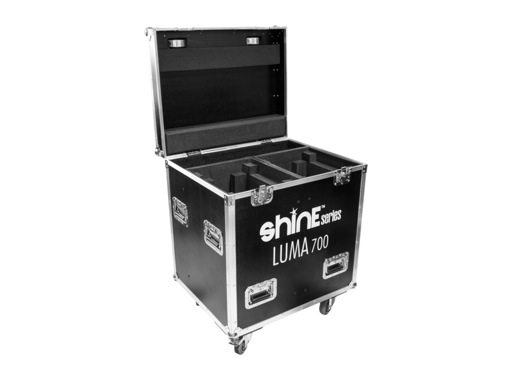 PROLIGHTS • Roadcase pour 2 lyres LUMA700