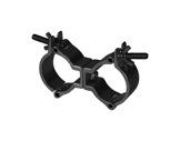 PROTRUSS • Collier alu noir double pour tube Ø 48/51mm CMU 100kg-structure--machinerie
