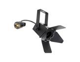MOLE RICHARDSON • MM50 GU10 noir + volets (sans lampe)-eclairage-archi--museo-