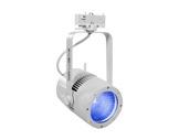 Projecteur LED DISPLAYCOB blanc Full RGB DMX HF sur rail 3 all. • PROLIGHTS-ponctuels