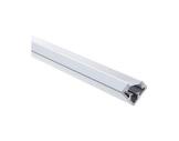 ESL • Profil alu anodisé 45 CUBE pour Led 2.00m + diffuseur opaline-profiles-et-diffuseurs-led-strip
