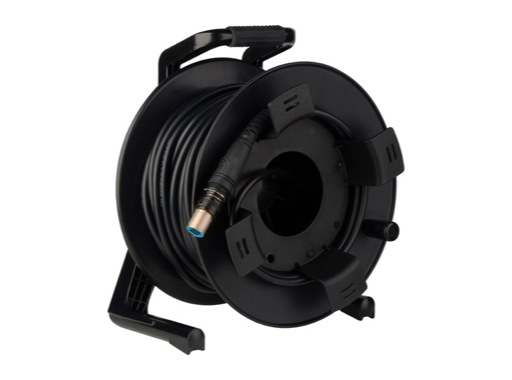 NEUTRIK • Câble opticalCON Duo multimode 250m sur touret IP65