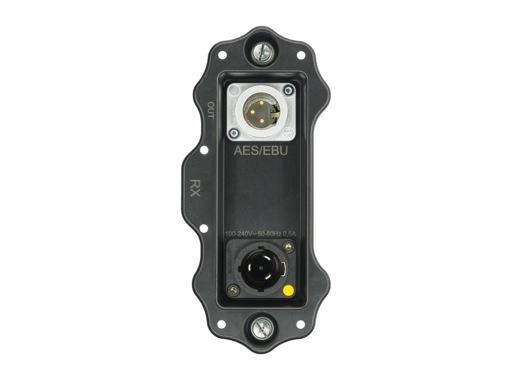 NEUTRIK • Module Xirium Pro sorties AES avec batterie (sans cordon)