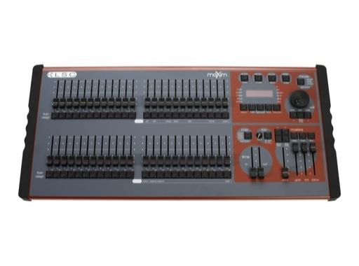 LSC • Console maXim M 2 x 24 faders