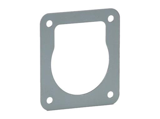 Contre plaque pour support d'accroche FLY18008