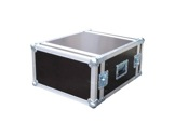 "Flight case • Rack 19""- 6U capot avant /arriere, profondeur 450mm-flight-cases"
