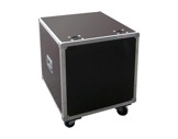 Flight case • Malle open 575 x 575 x 600 mm + 4 roulettes-flight-cases