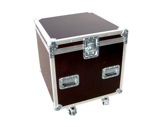 Flight case • Malle classique 560 x 560 x 600 mm + 4 roulettes-flight-cases