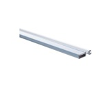 ESL • Profil alu anodisé Micro articulé pour Led 2.00m + diffuseur opaline-eclairage-archi--museo-