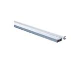 ESL • Profil alu anodisé Micro articulé pour Led 3.00m + diffuseur opaline-eclairage-archi--museo-