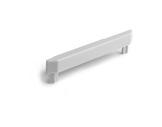 ESL • Embout plein pour profilé gamme encastré asymétrique-accessoires-de-profiles-led-strip