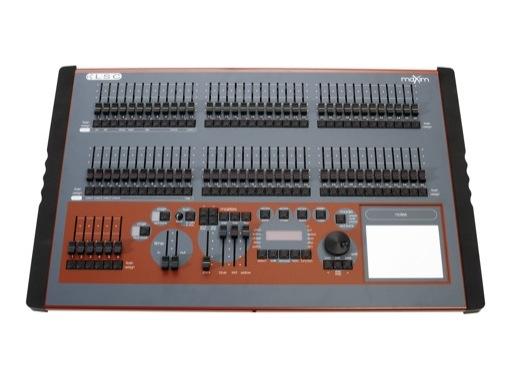 LSC • Console maXim L 2 x 36 faders + 6 Submasters