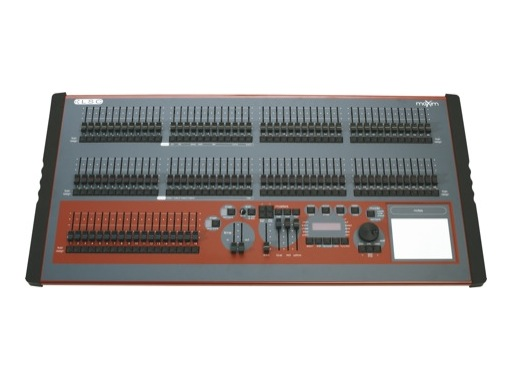 LSC • Console maXim XL 2 x 48 faders + 18 Submasters