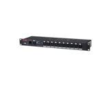 LSC • Splitter MDR DMX 1 entrée - 10 sorties sur XLR 5 rackable 19''-controle