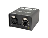 LSC • Convertisseur NEXUS Ethernet / DMX RDM 1 port 1*RJ45 / 1*XLR 5 PoE-ethernet--art-net--dmx