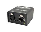 LSC • Convertisseur NEXUS Ethernet / DMX RDM 1 port 1*RJ45 / 1*XLR 5 PoE-controle