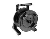 Enrouleur • PVC noir 314 x 235 x 206 mm-cablage