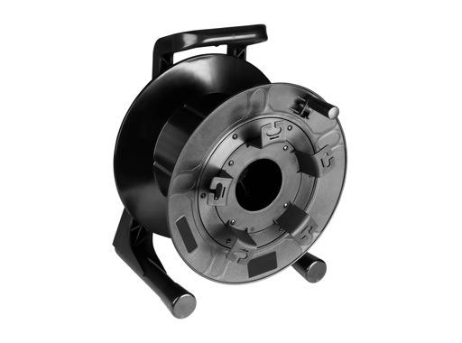 Enrouleur • PVC noir 484 x 380 x 330 mm