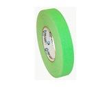 ADHESIF • Gaffer fluorescent vert 25mm x 25m