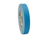 ADHESIF • Gaffer fluorescent bleu 25mm x 25m-consommables