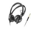 SENNHEISER • Casque HD25 double arceau + câble droit 1,5 m-audio