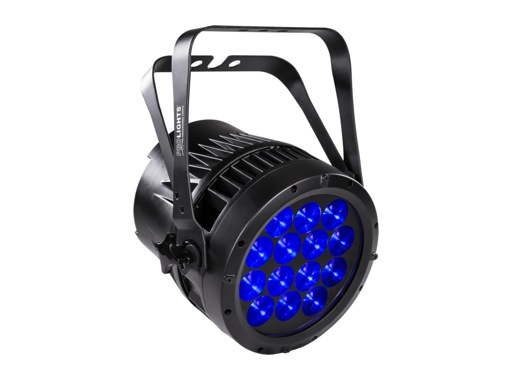 PROLIGHTS • Projecteur LEDs ARCLED7513Q2ZSC 14 x 15W Full RGBW Zoom 6-30° IP54