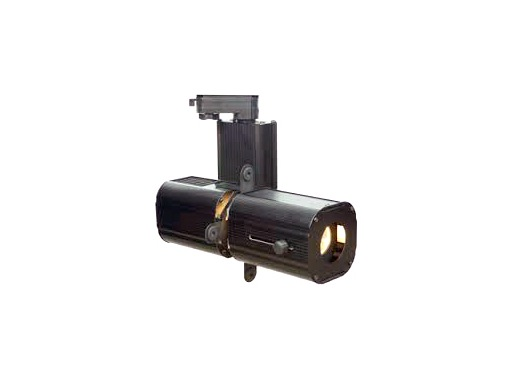 MINITWINLED • Découpe noire LED 30W 4000K 18°/41°+ adaptateur rail 3 all