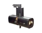 MINITWINLED • Découpe noire LED 30W 4000K 18°/41°+ adaptateur rail 3 all-cadreurs-et-projections-gobos