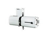MINITWINLED • Découpe blanche LED 30W 3000K 18°/41°+ adaptateur rail 3 all-cadreurs-et-projections-gobos