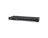 LSC • Splitter MDR DMX/RDM 1 entrée - 10 sorties sur XLR 5 rackable 19''-controle
