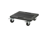 SKB • Roto & Shallow Rack plateau 4 roulettes (dont 2 avec freins)-flight-cases