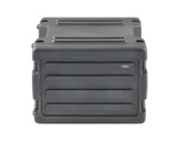 "SKB • Rolling Roto Rack 19"" - 8U - profondeur de rail à rail 483 mm + trolley-flight-cases"