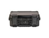 SKB • Valise étanche noire 235 x 180 x 105 (75+30) mm avec mousse-flight-cases